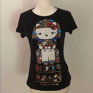 Tokidoki for Hello Kitty T-shirt
